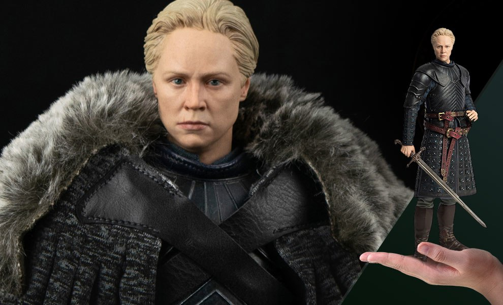 Brienne of Tarth Deluxe Version Game of Thrones Sixth Scale Figure