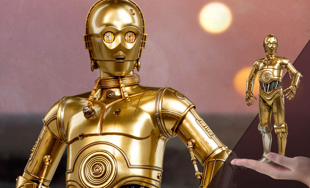 C-3PO Star Wars Sixth Scale Figure