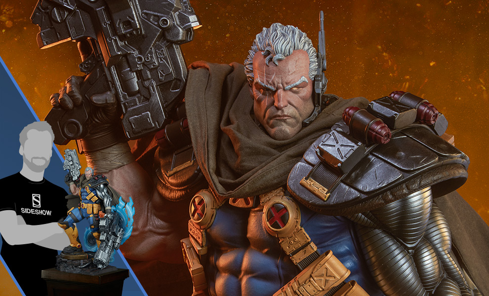 Cable Marvel Premium Format™ Figure - Collector Edition