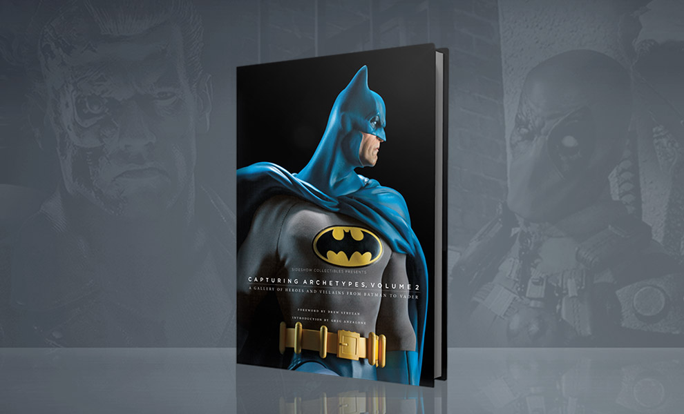 Capturing Archetypes Volume 2 Sideshow Collectibles Book
