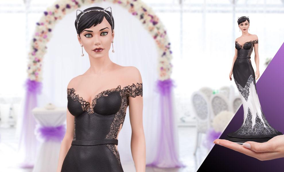 Catwoman (Wedding Dress) DC Comics Statue