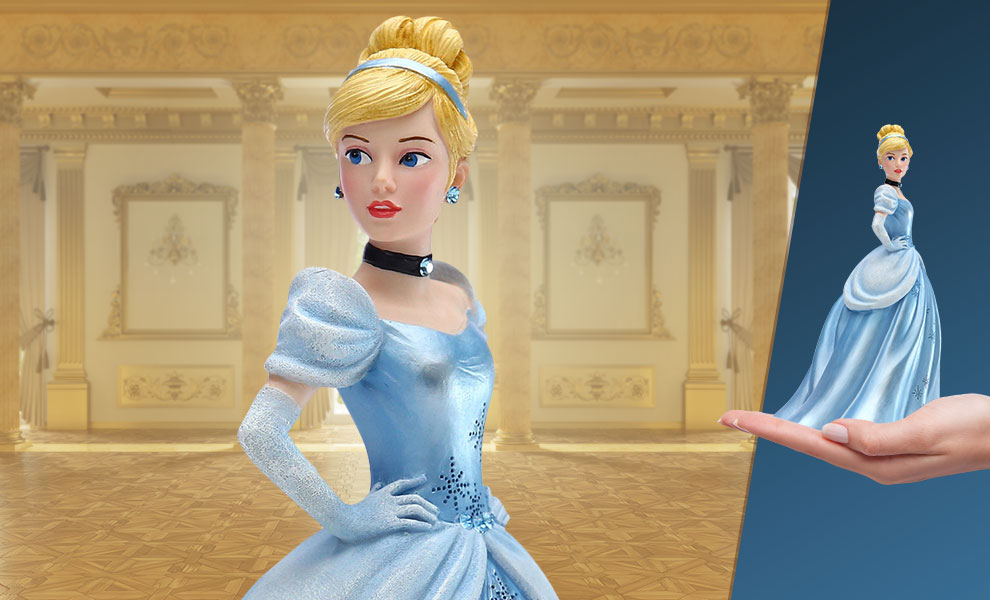 Cinderella Couture de Force Disney Figurine
