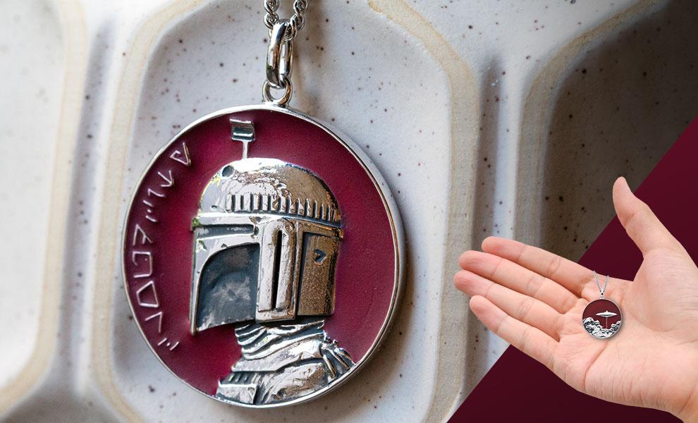 Cloud City Planetary Medallion Star Wars Jewelry