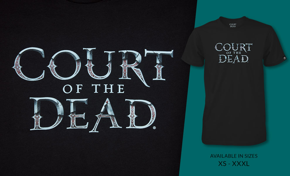 Court of the Dead Eternal T-Shirt Court of the Dead Apparel