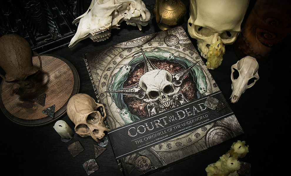 Court of the Dead The Chronicle of the Underworld Court of the Dead Book