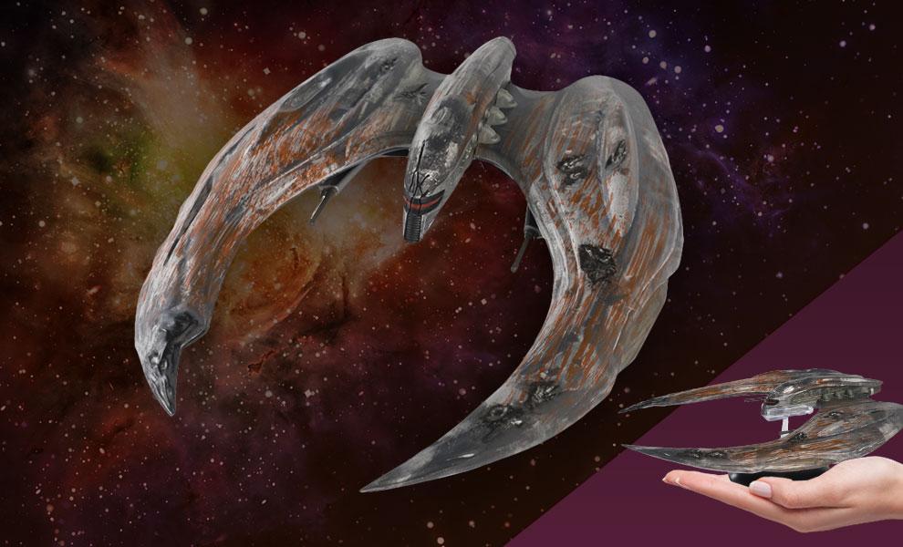 Cylon Raider (Scar) Battlestar Galactica Model