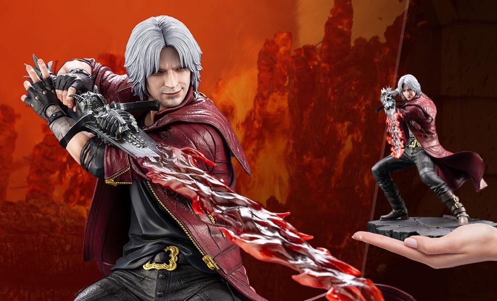 Dante Devil May Cry Statue