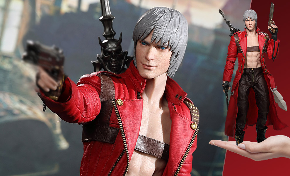 Dante Devil May Cry Sixth Scale Figure