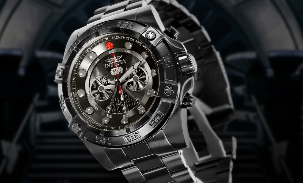 Darth Vader Watch - Model 26497 Star Wars Jewelry