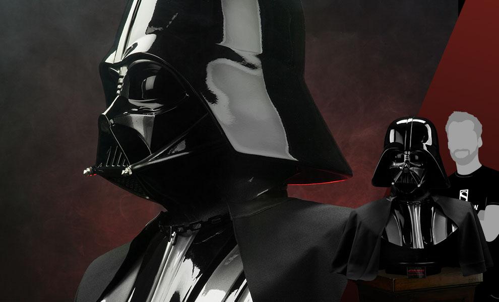Darth Vader Star Wars Life-Size Bust