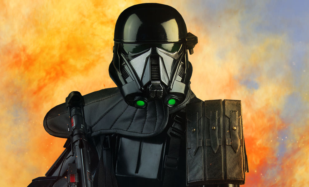 Death Trooper Specialist Star Wars Premium Format™ Figure