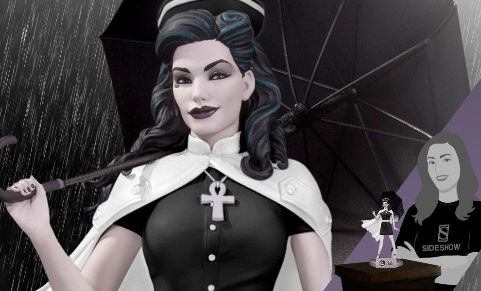 Death DC Comics Statue