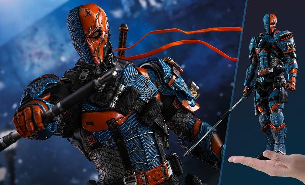 Deathstroke DC Comics Sixth Scale Figure