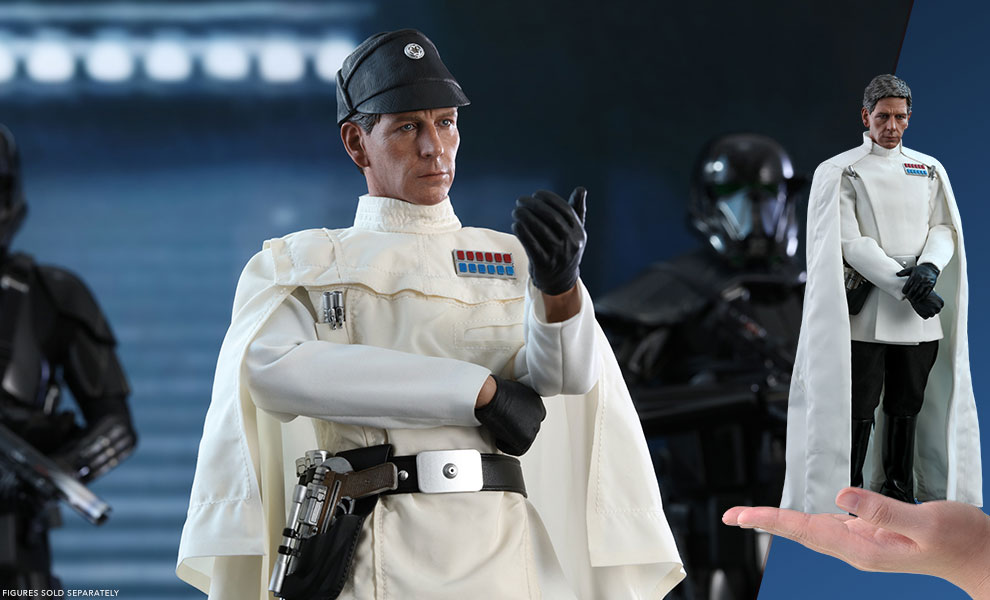 Director Krennic Star Wars Sixth Scale Figure