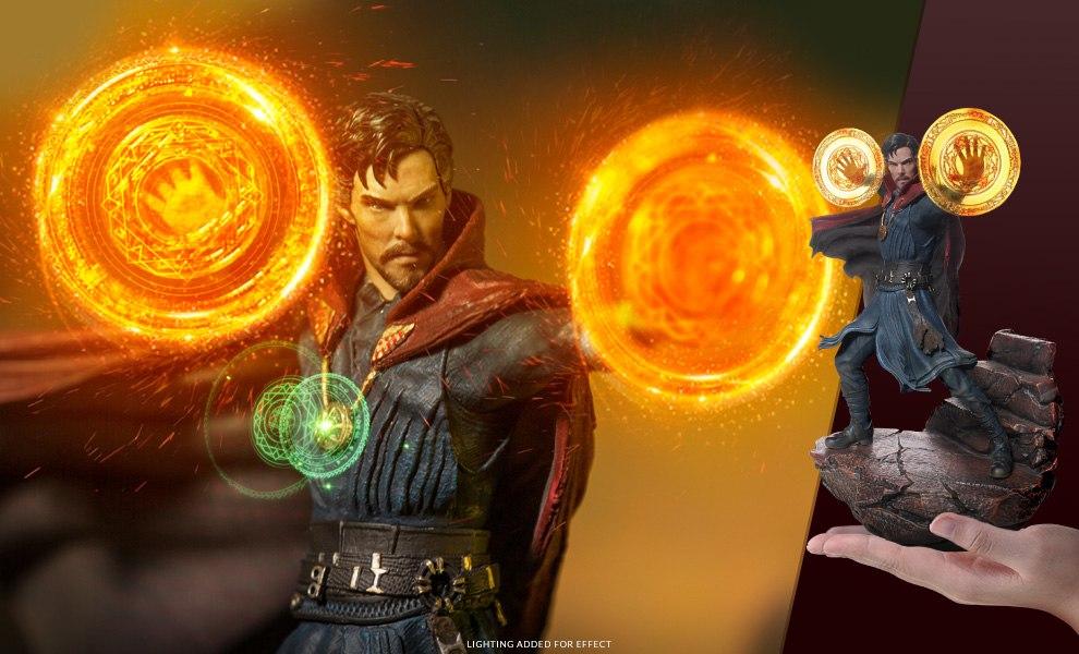 Doctor Strange Marvel Statue - Avengers Infinity War