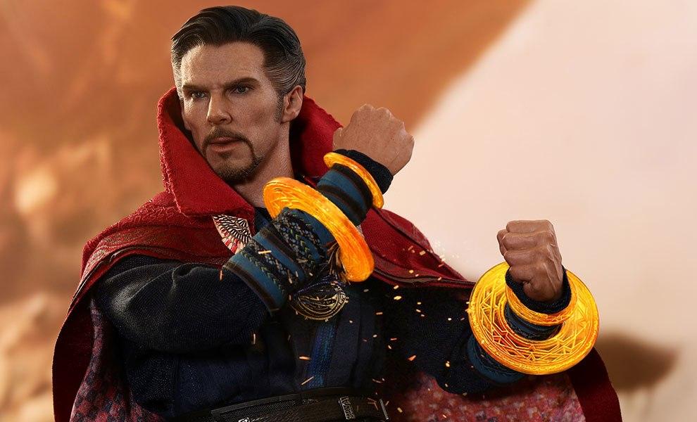 Doctor Strange Marvel Sixth Scale Figure