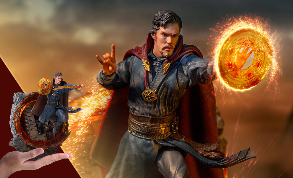 Doctor Strange Marvel Statue - Avengers Endgame
