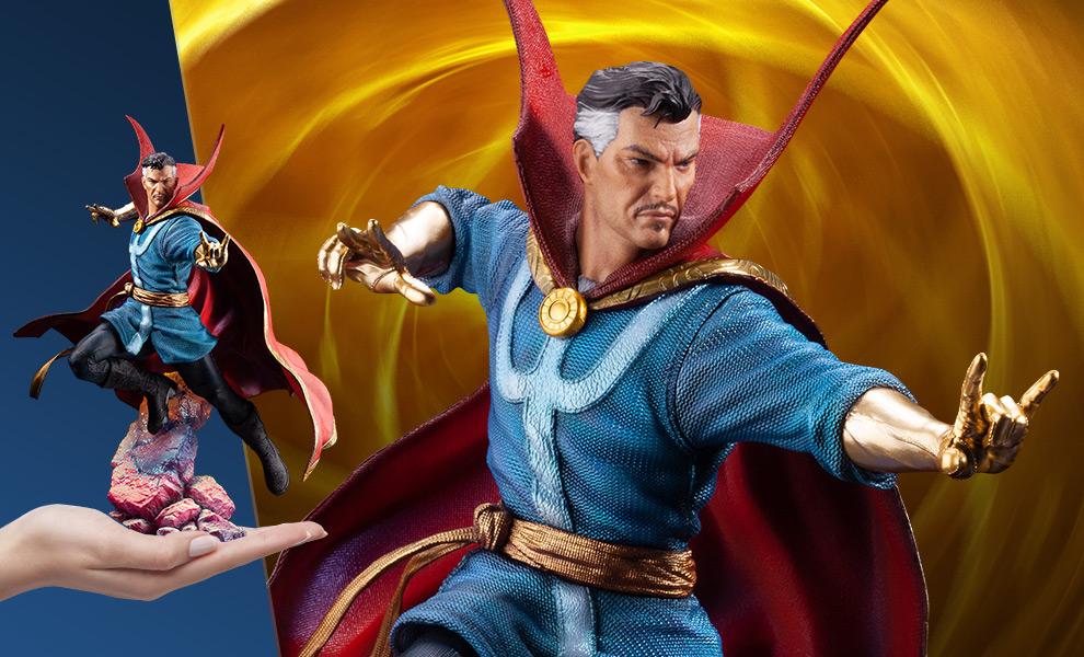 Doctor Strange Marvel Statue - MARVEL Premier