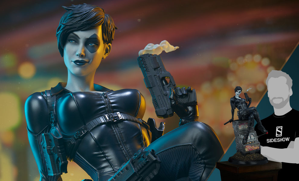 Domino Marvel Premium Format™ Figure