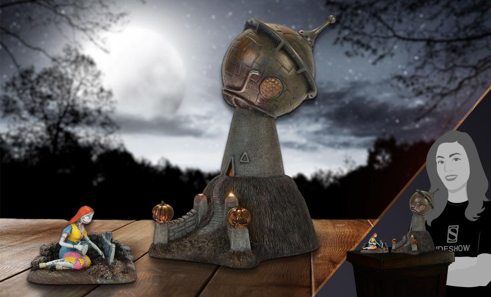 Dr. Finkelstein's Observatory Disney Figurine