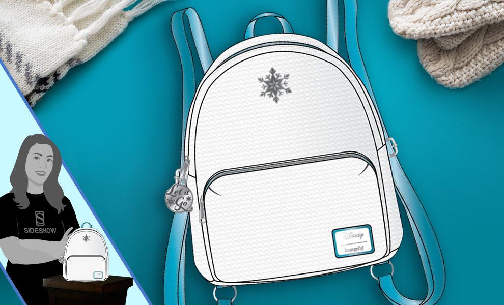 Elsa Mini Backpack Disney Apparel