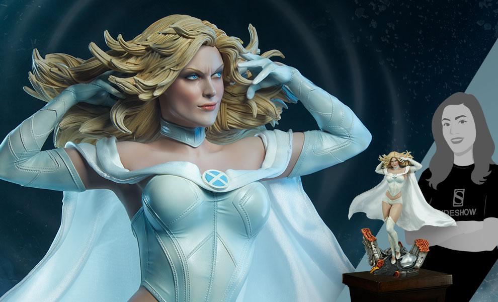 Emma Frost Marvel Premium Format™ Figure
