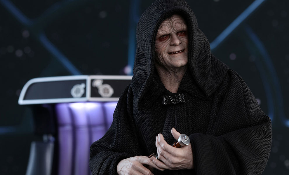 Emperor Palpatine Deluxe Version Star Wars Sixth Scale Figure