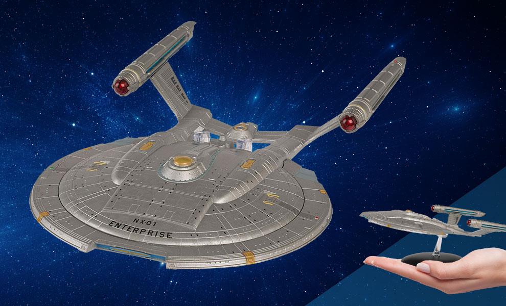 Enterprise NX-01 Star Trek Model