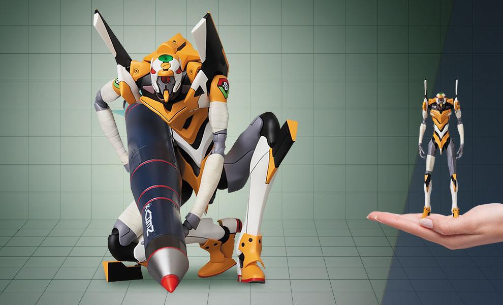 Eva Unit-00 Evangelion Action Figure