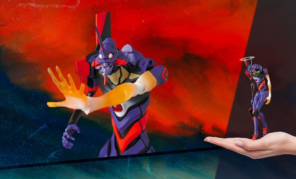 Evangelion-01 (Awakening Version) Evangelion Action Figure