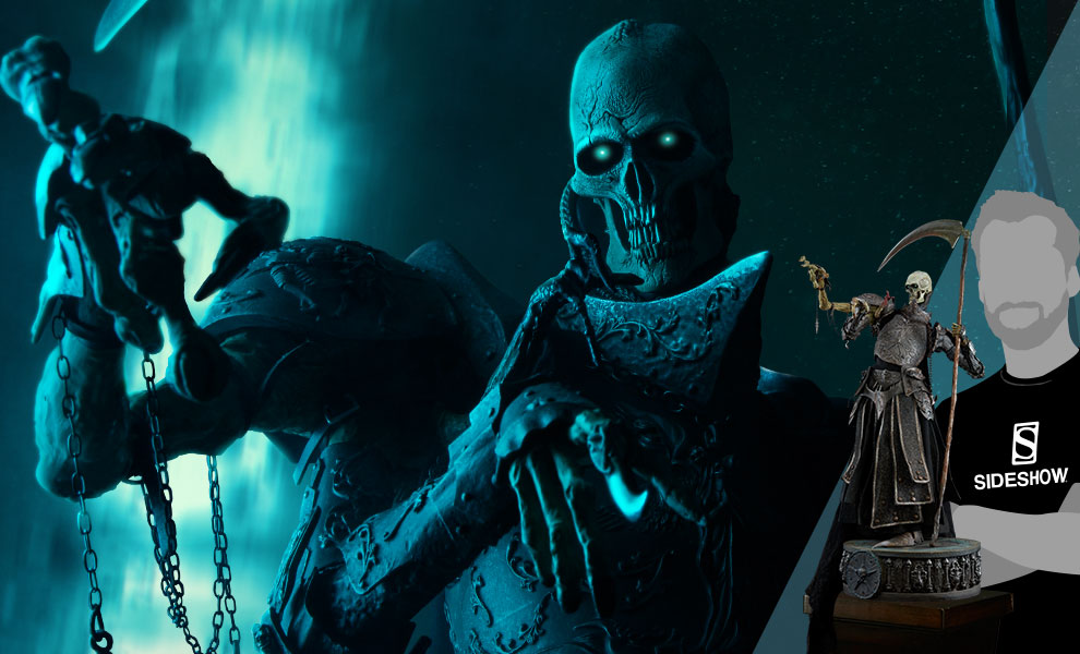 Exalted Reaper General Court of the Dead Legendary Scale™ Figure