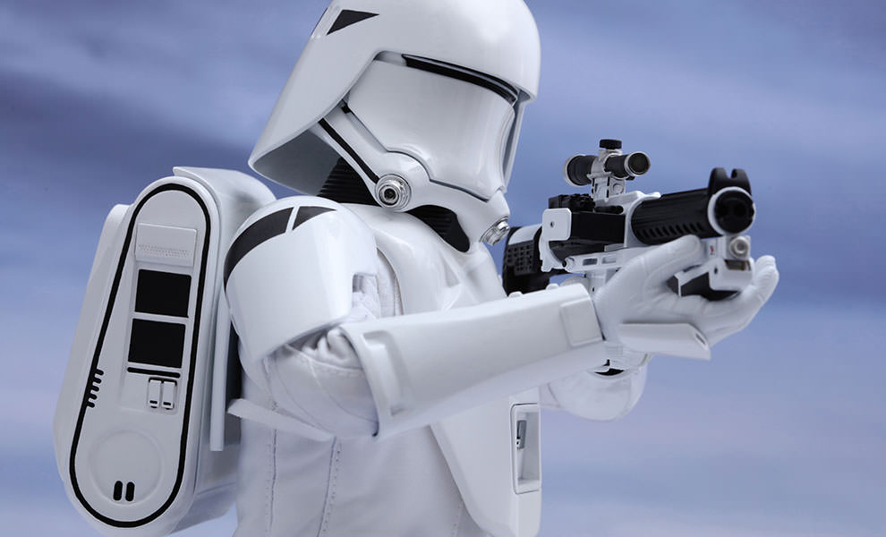 First Order Snowtrooper Star Wars Sixth Scale Figure