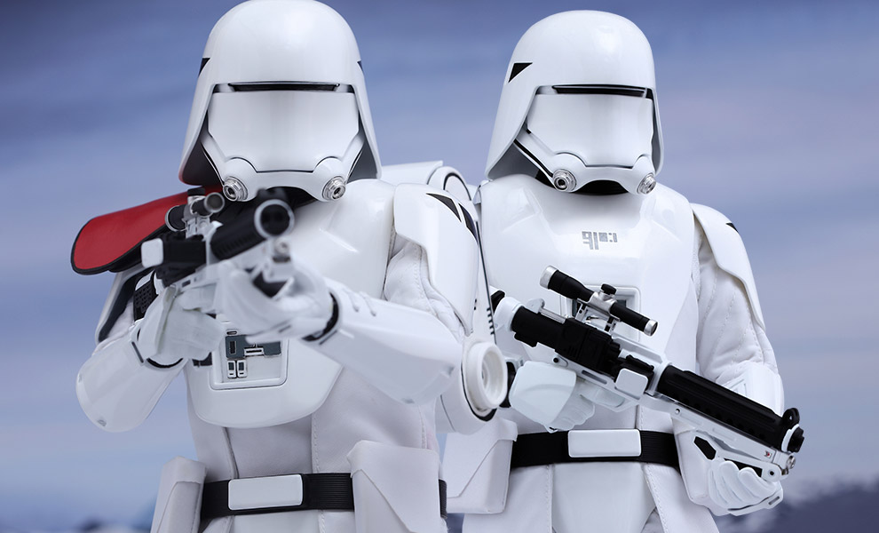 First Order Snowtroopers Star Wars Sixth Scale Figure
