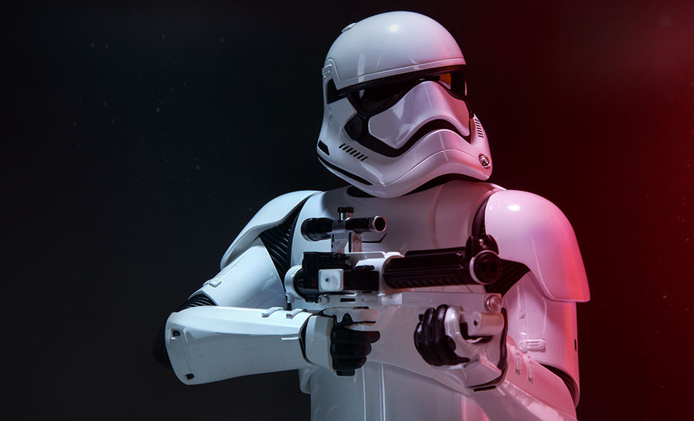 First Order Stormtrooper Star Wars Premium Format™ Figure