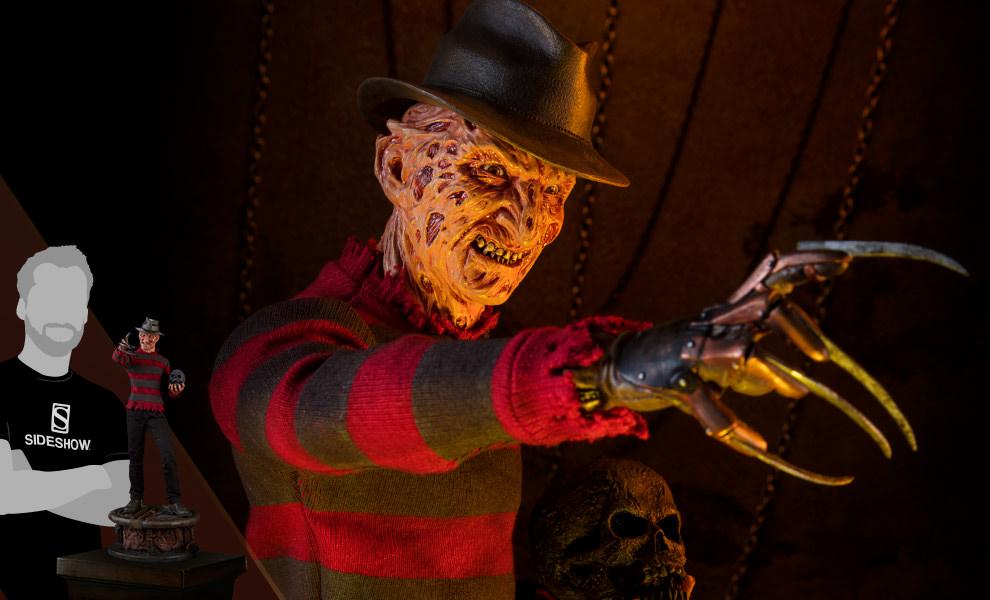 Freddy Krueger Nightmare on Elm Street Premium Format™ Figure