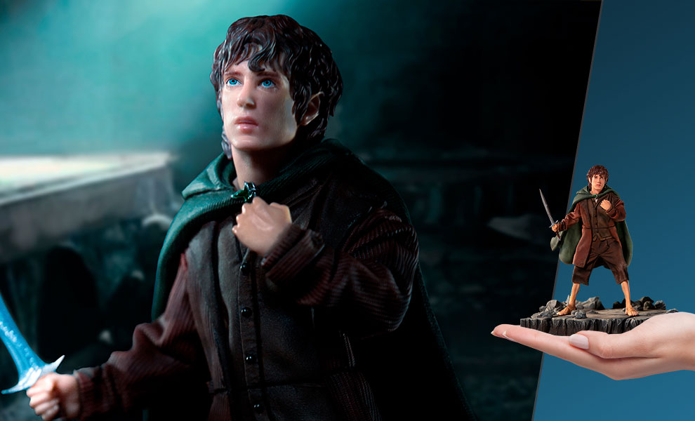 Frodo The Lord of the Rings Statue