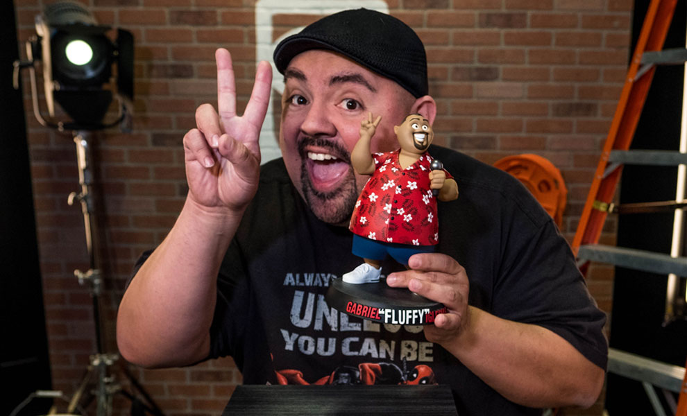 "Gabriel ""Fluffy"" Iglesias Fluffy, Inc Designer Collectible Toy"