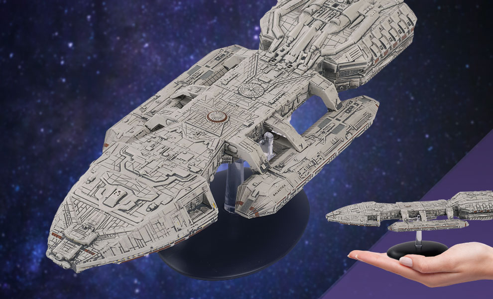 Galactica Ship (1978 Series) Battlestar Galactica Model