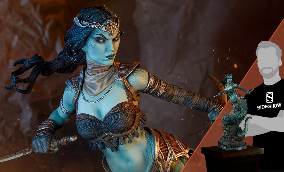 Gallevarbe Eyes of the Queen Court of the Dead Premium Format™ Figure