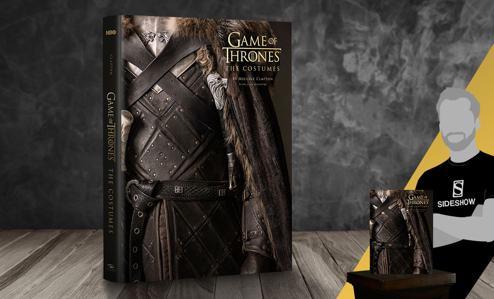 Game of Thrones: The Costumes Game of Thrones Book