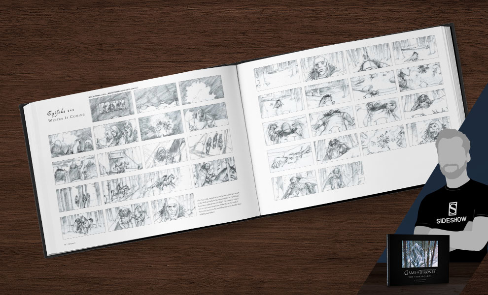 Game of Thrones: The Storyboards Game of Thrones Book