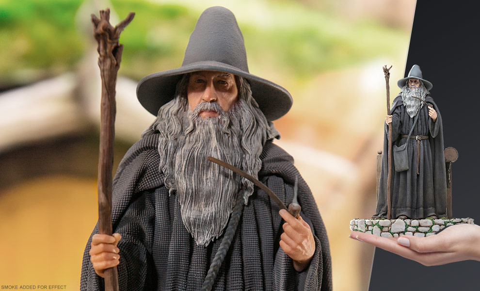 Gandalf Deluxe The Lord of the Rings Statue