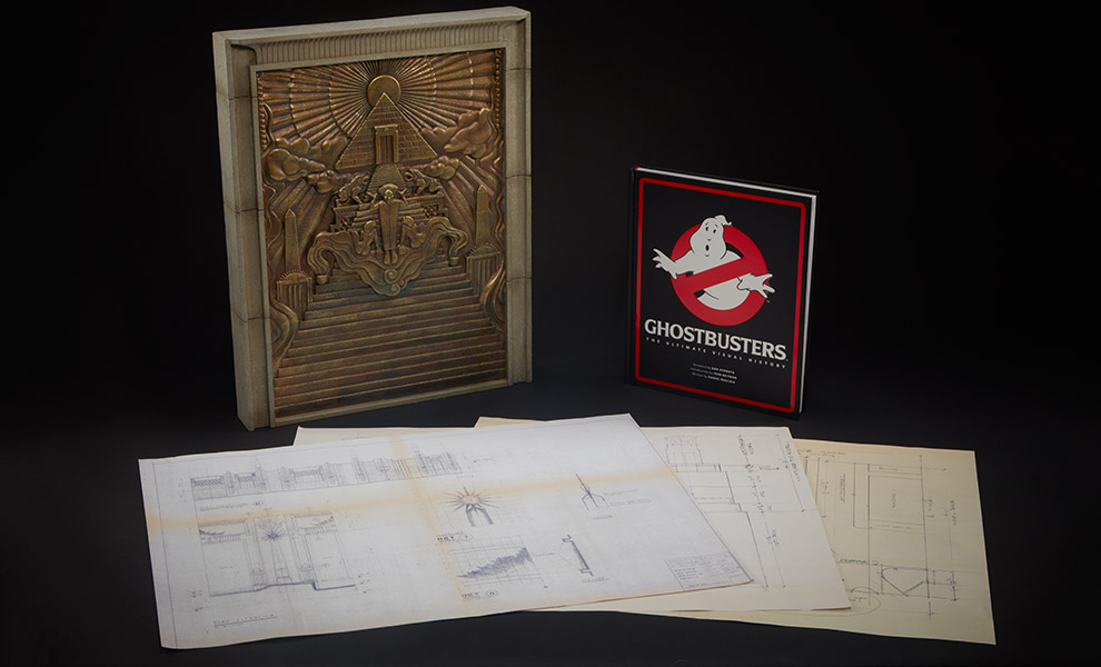 Ghostbusters Gozer Temple Collectors Edition Ghostbusters Book