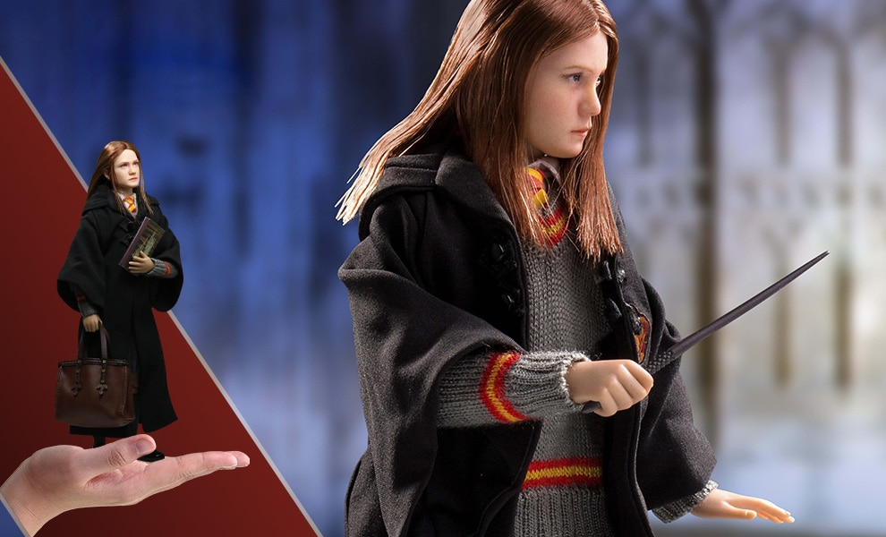 Ginny Weasley Harry Potter Sixth Scale Figure