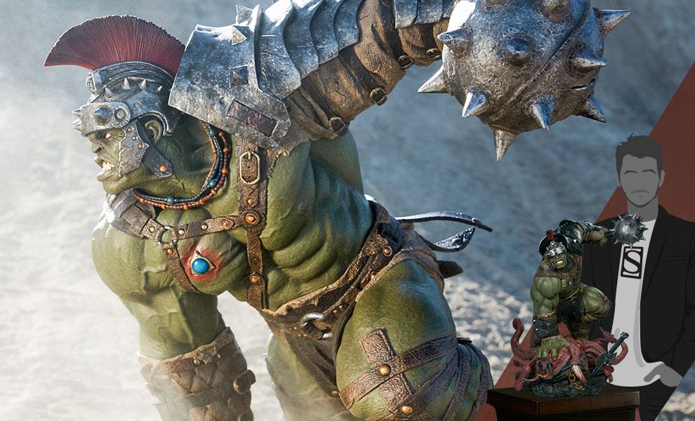 Gladiator Hulk Marvel Maquette