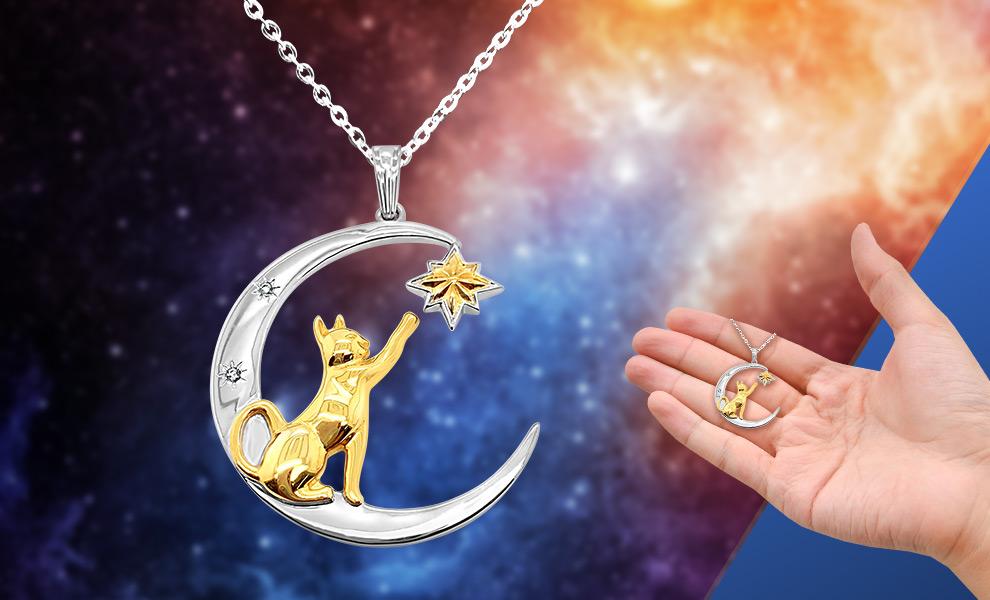 Goose Necklace Marvel Jewelry