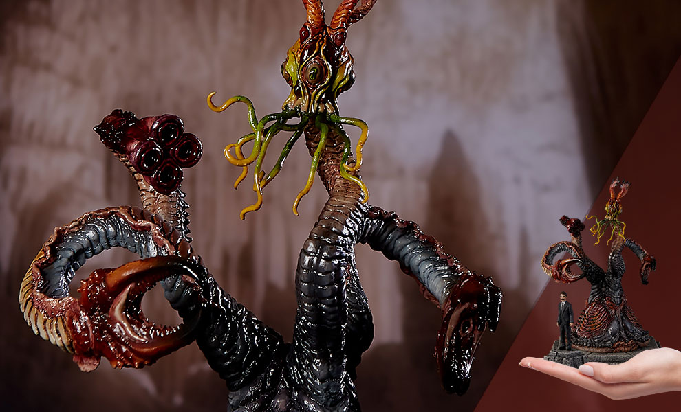 Great Race of Yith H.P. Lovecraft Statue