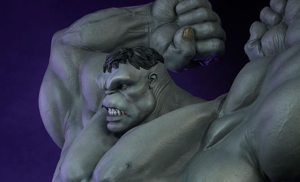 Grey Hulk Marvel Statue