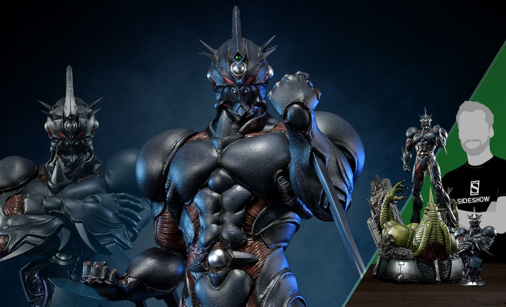 Guyver III Ultimate Version Guyver: The Bioboosted Armor Statue