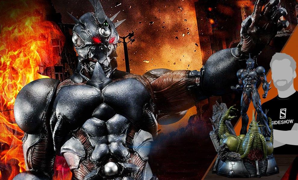 Guyver III Guyver: The Bioboosted Armor Statue